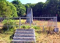 Памятник партизанам на Чучельском перевале