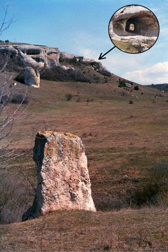 Древняя обсерватория Крыма