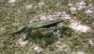 Колодец рядом с Манаклар-Кую