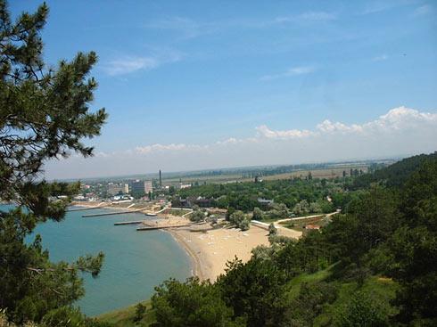 Пляж Песчаное