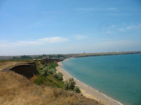 Пляж Угловое