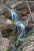 Водопады на ручье Егерлык-Су