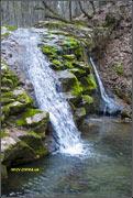 Водопады на реке Кумурлюк